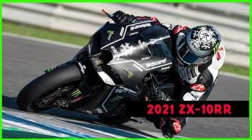 Embedded thumbnail for FIRST RIDE - 2021 NINJA ZX-10RR