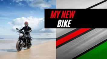 Embedded thumbnail for My New Bike