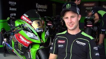 Embedded thumbnail for Jonathan Rea: World Champion interview