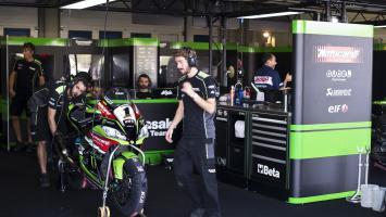 2016 WorldSBK Test - Jerez